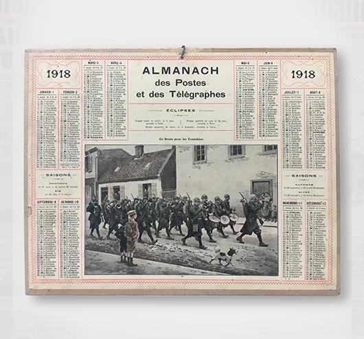 Calendrier Almanach